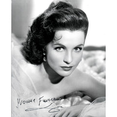 Yvonne Furneaux Signed 8x10 Photo