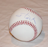 Jimmy Carter - Signed Baseball