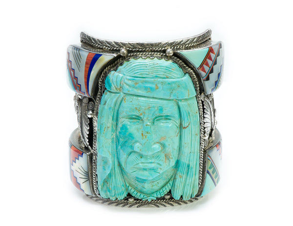 Symbolism and Materials in Native American Jewelry