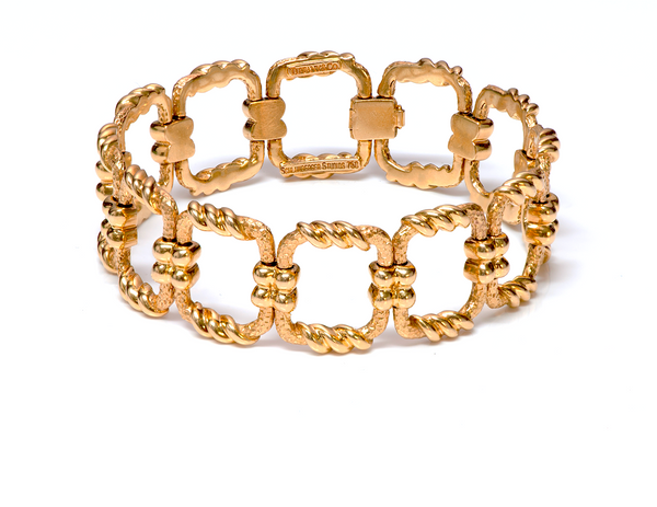 Tiffany Co. Schlumberger Bracelet