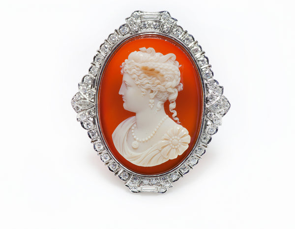 Cameo Jewelry and History of Cameos