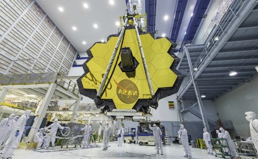 The Oscars Shine  Help of Space Technology Used by NASA