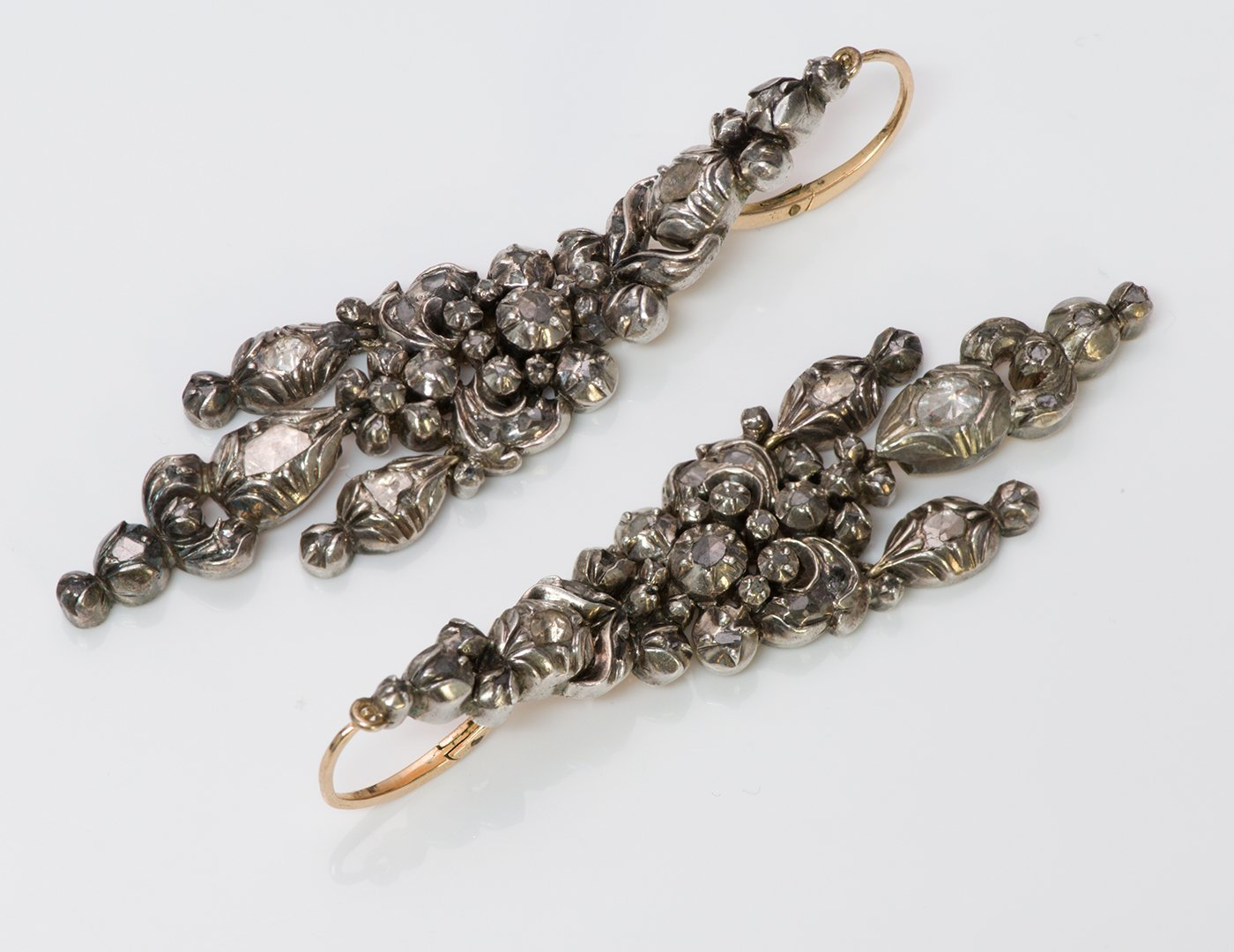 antique-diamond-earrings