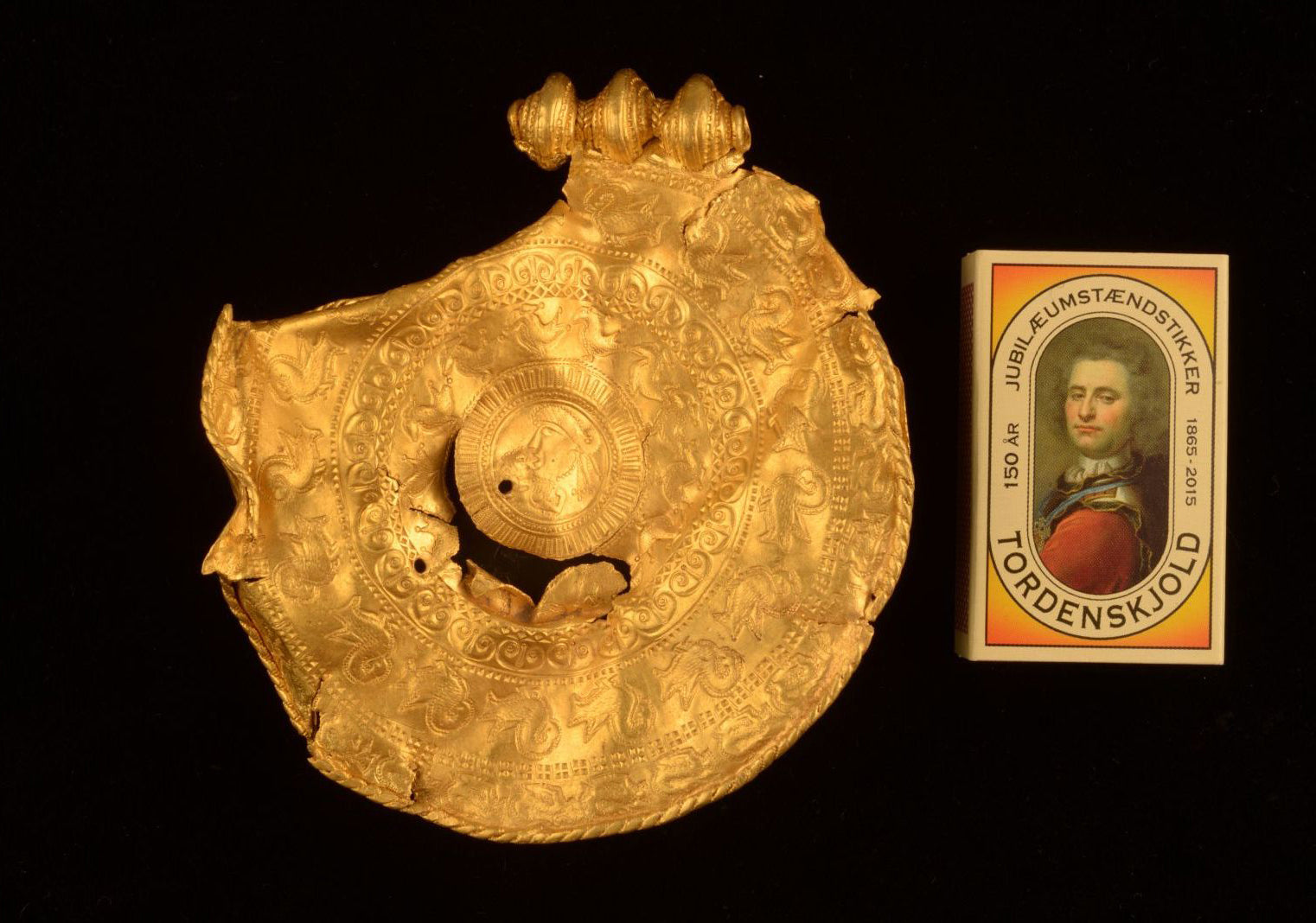 Extraordinary Ancient Gold Treasure Discovered in Denmark
