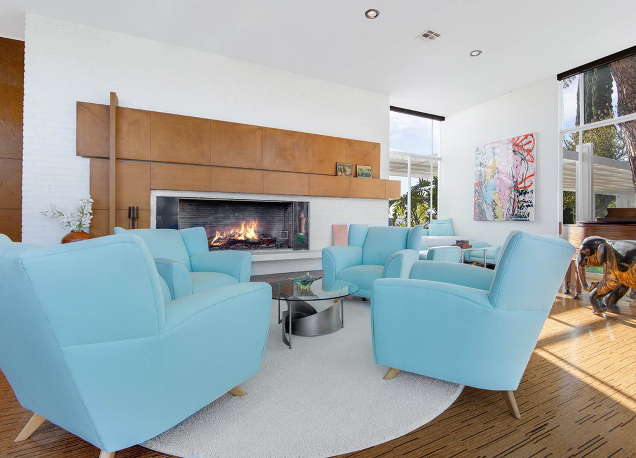 Frank Sinatra iconic house has been put up for sale