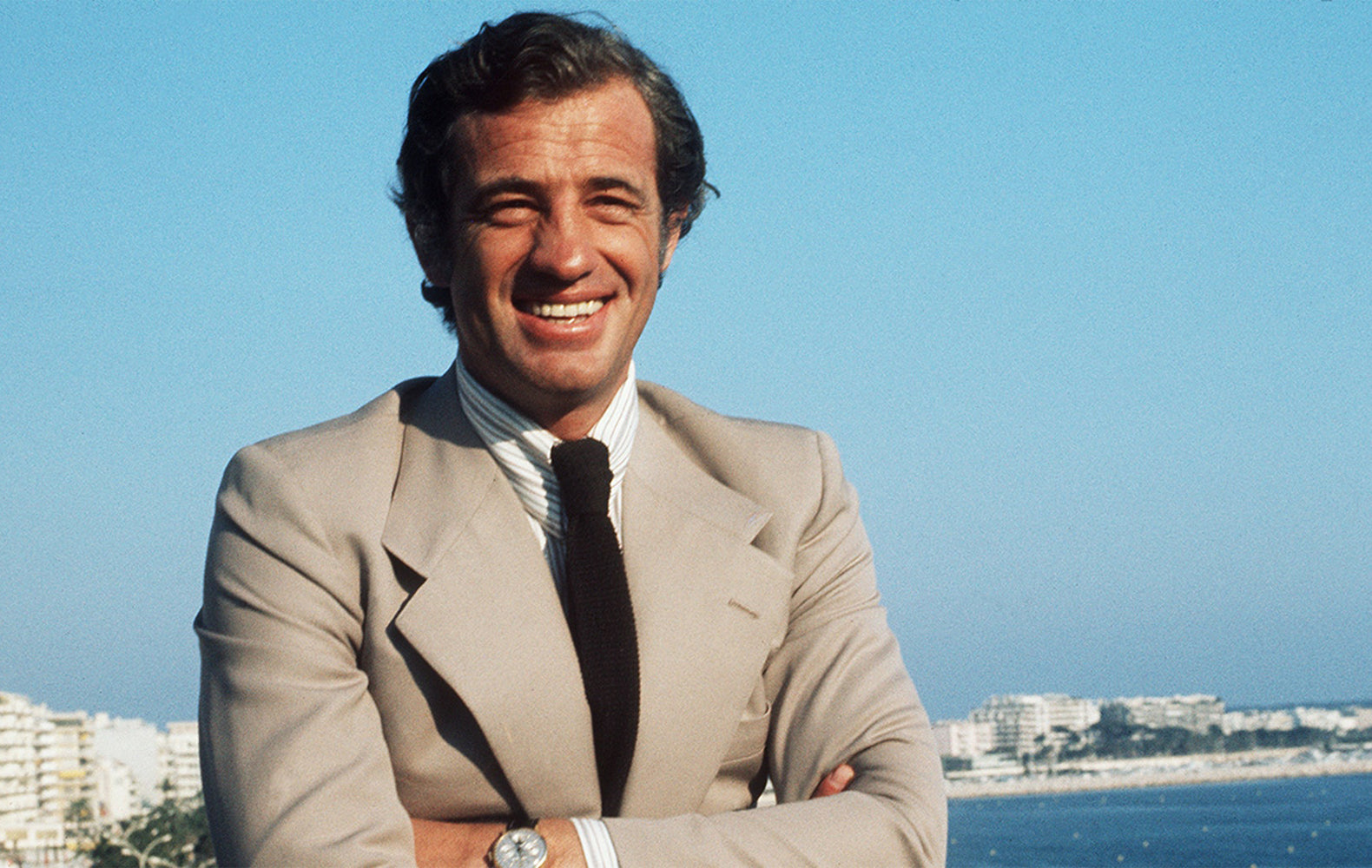Jean-Paul Belmondo was one of France's biggest screen stars and a symbol of 1960s New Wave cinema