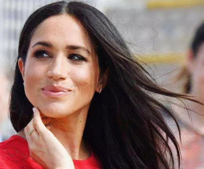 Meghan Markle wore worth of jewelry for the cover photo