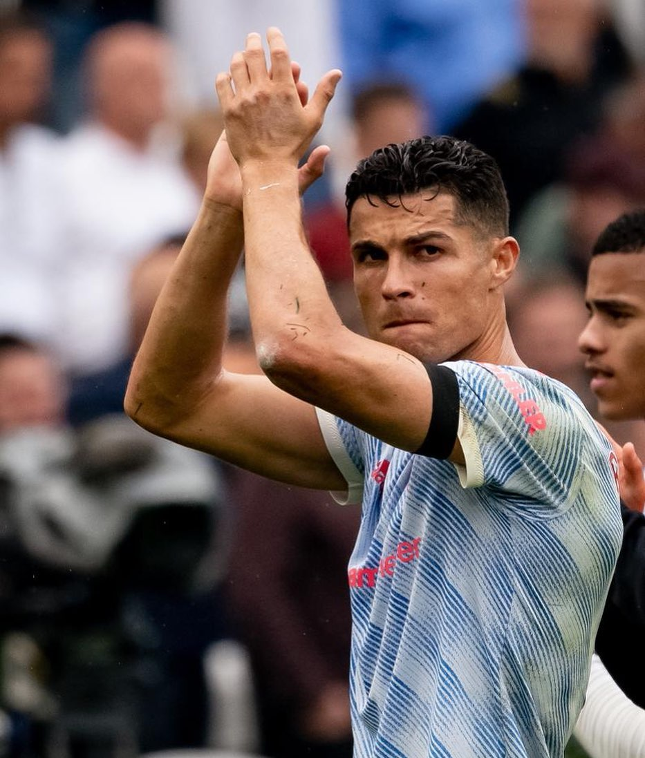 Cristiano Ronaldo Top of the Highest-Paid Soccer Players