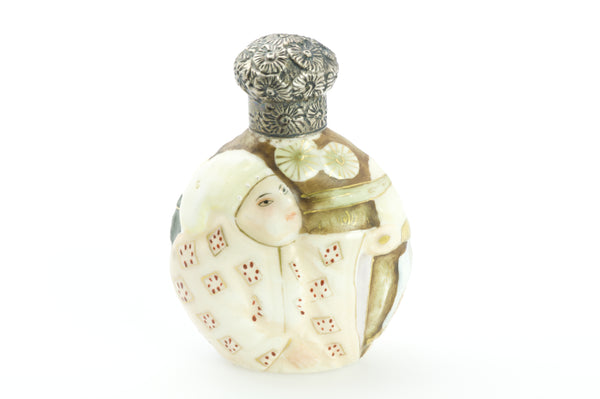 porcelain scent flask