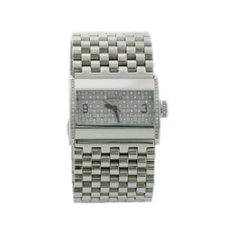 Pippo steel diamond watch