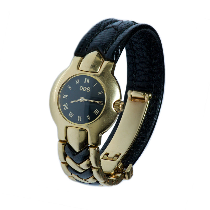 Gianni Versace 008 Gold Ladies Watch