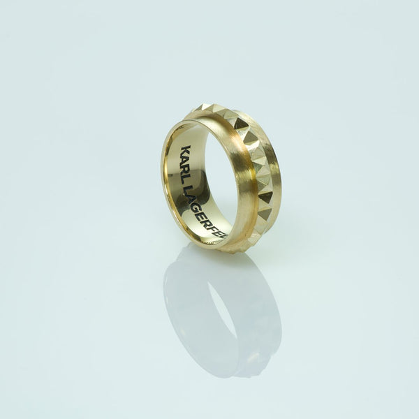 Karl Lagerfeld Ring Wedding Band