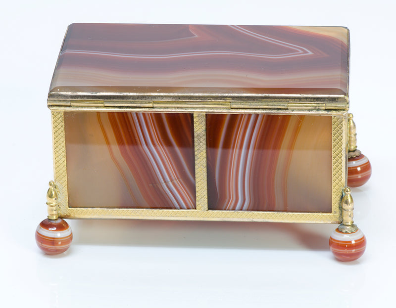 Antique Box Banded Agate