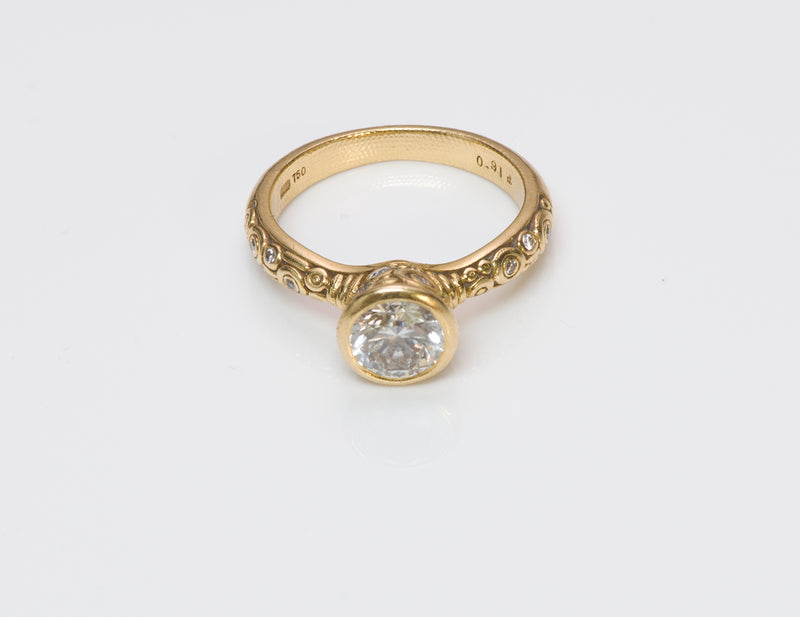 Alex Sepkus Diamond Ring