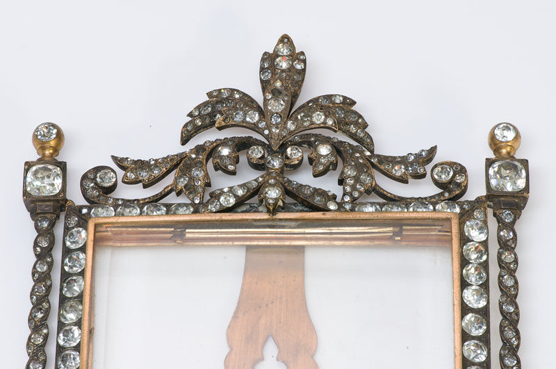 Antique Paste Picture Frame2