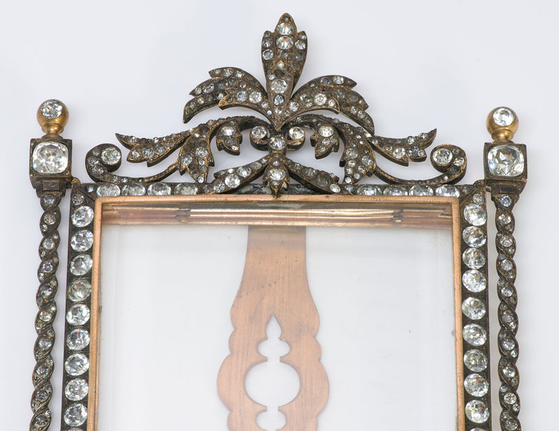 Antique Paste Picture Frame1
