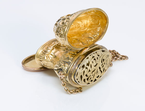 Antique Gold Vinaigrette