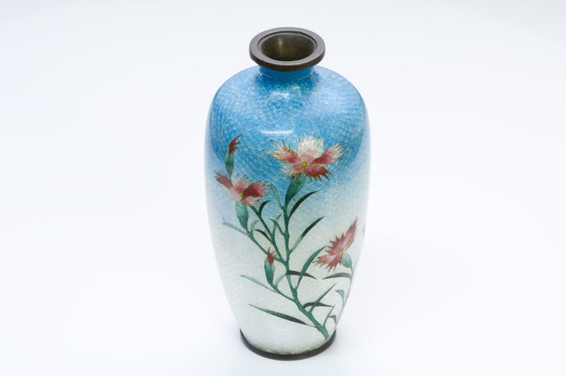 Asian Cloisonne Vase