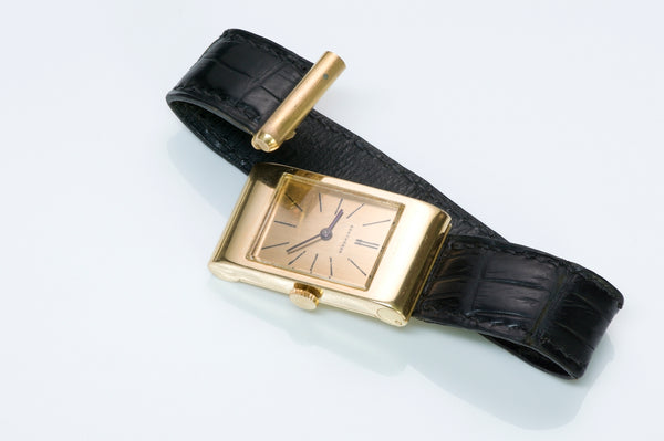 Boucheron 18K Gold Ladies Watch