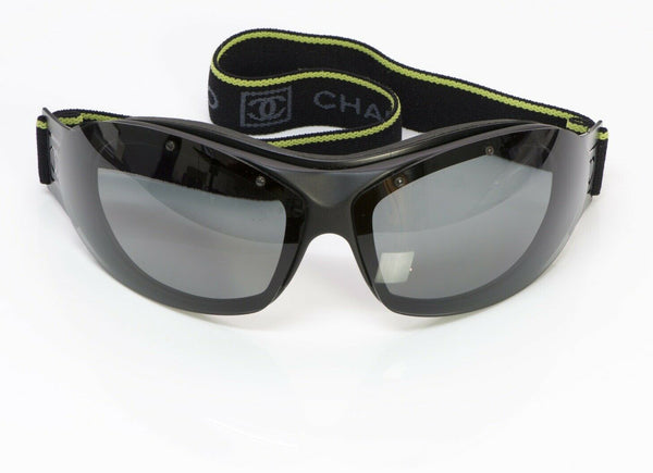 CHANEL CC Fall Women's Ski Goggles Sunglasses