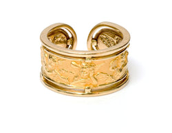 Carrera y Carrera Ronda Angels 18K Gold Ring