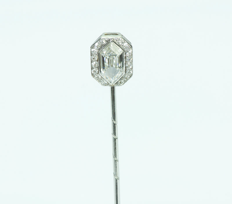Cartier Diamond Stick Pin