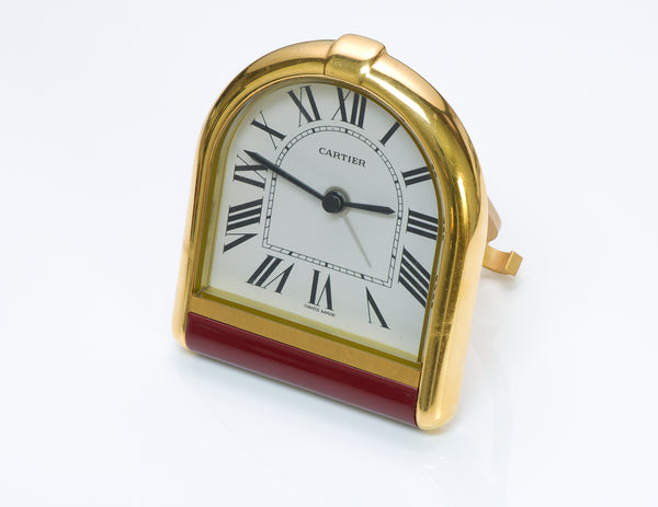 Cartier 'Romane' Desk Clock