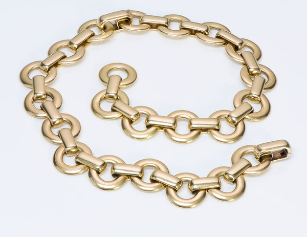 Cartier 18K Gold Necklace