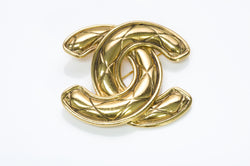 Chanel CC Brooch