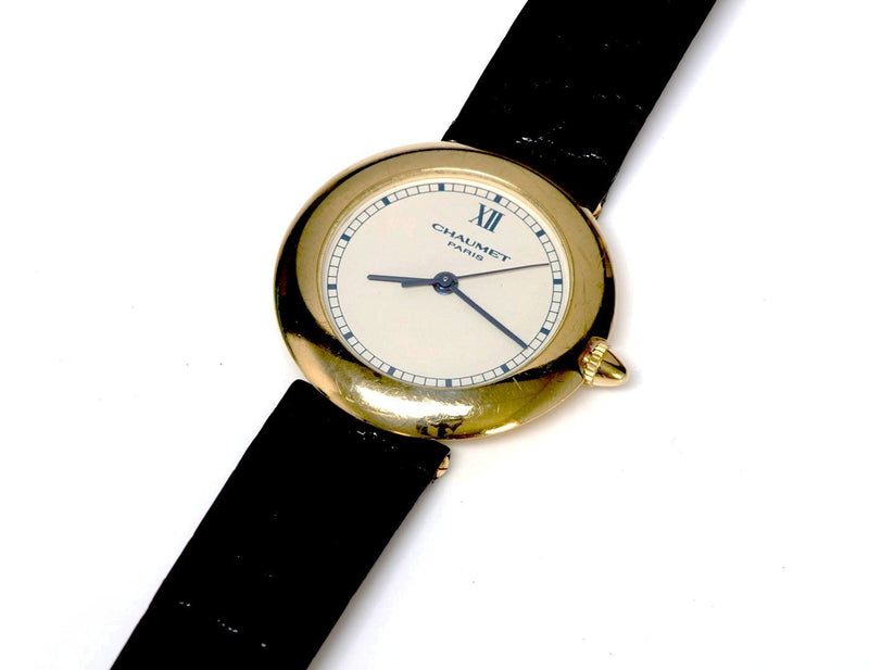 Chaumet 14A-407 18K Gold Ladies Watch
