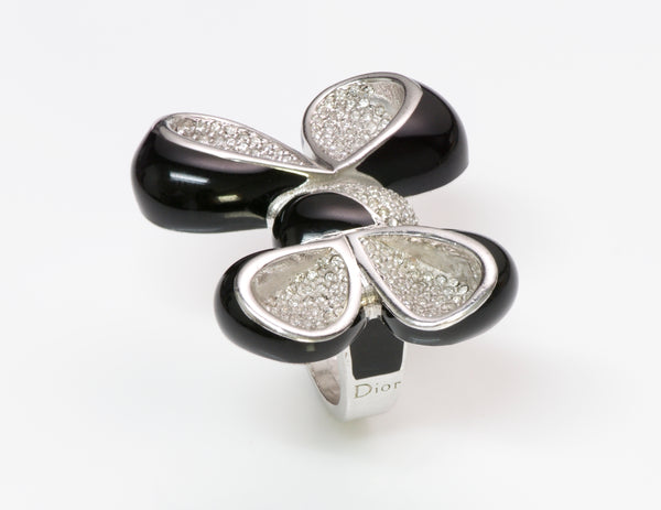 Christian Dior Bow Ring