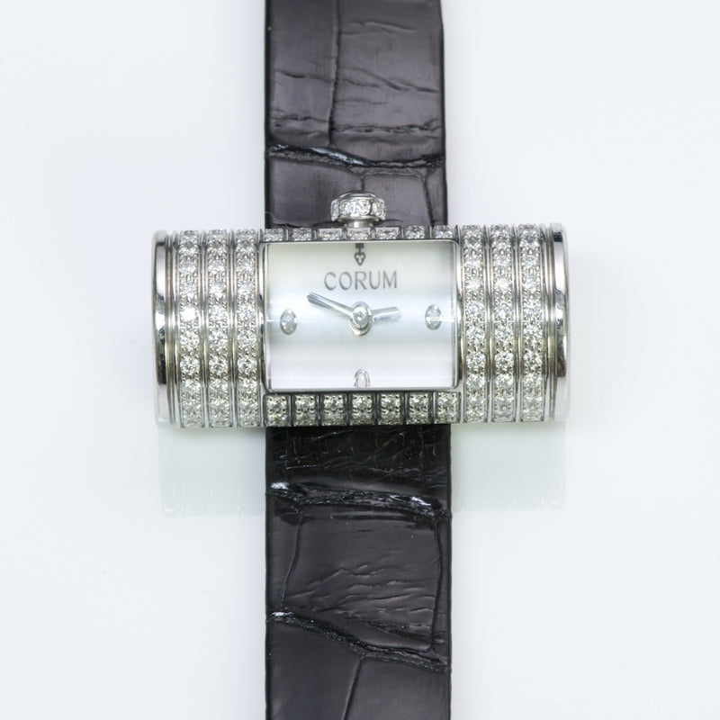 Corum Ladies Diamond Watch