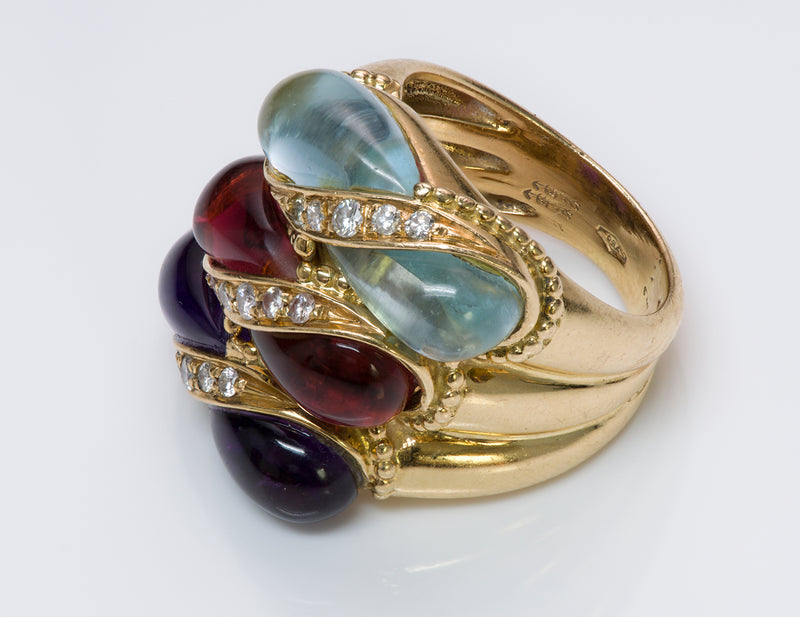 Craig Drake Gold Ring