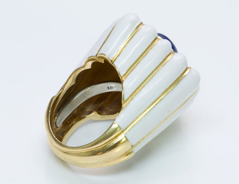 David Webb Gold Ring