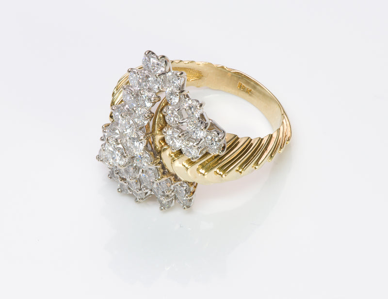 Diamond 18K Gold Ring
