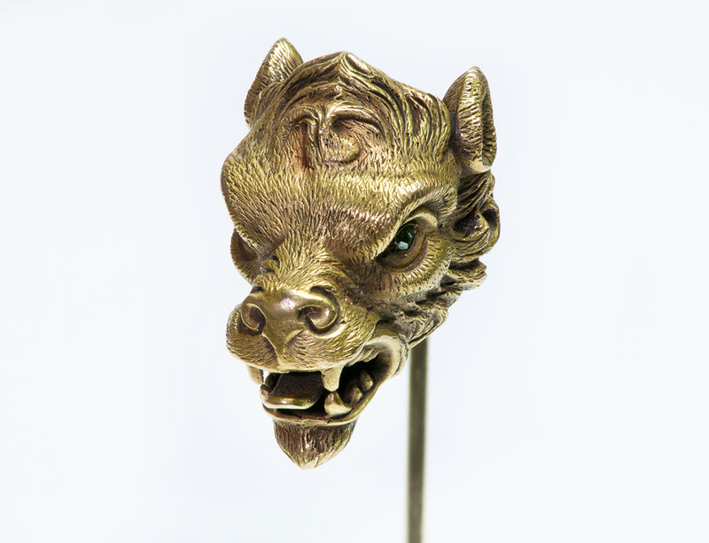 Mythological Dragon Griffin Stick Pin