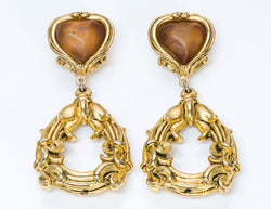 Jacky de G Baroque Style Earrings