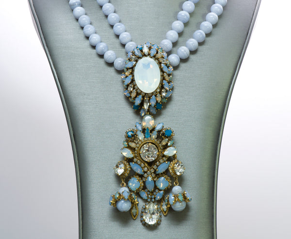 Erickson Beamon Crystal Necklace