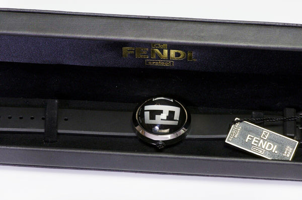 FENDI 8010G Logo Bubble Women's Watch