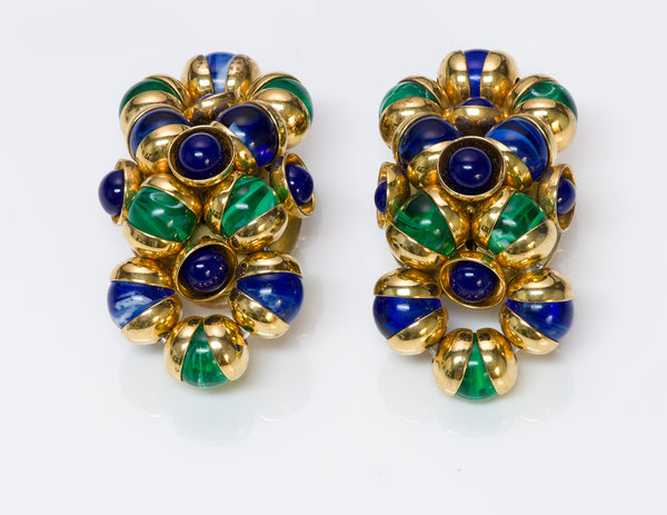 Francoise Montague Paris Bead Earrings