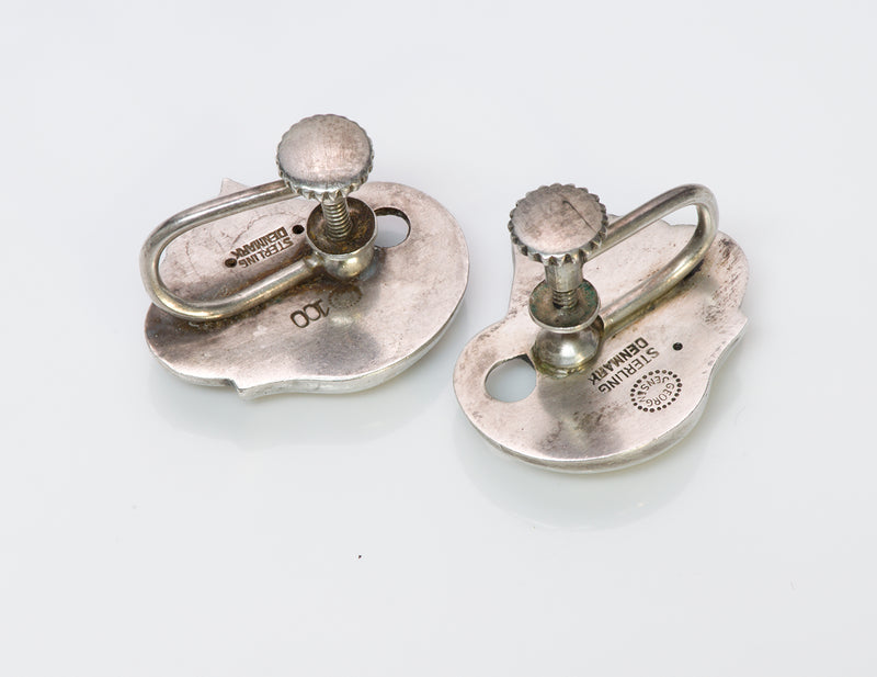 Georg Jensen Tulip Earrings 100