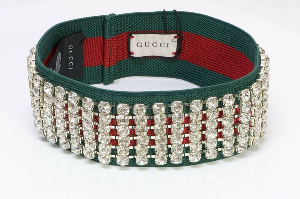 GUCCI Wide Crystal Women's Headband