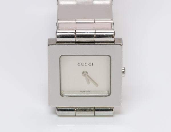 Gucci 600J Guccissimo Watch