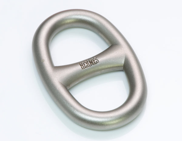 Hermès Chaine d'Ancre Scarf Ring