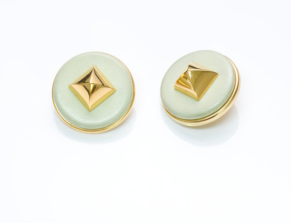 Hermès Medor Stud Earrings