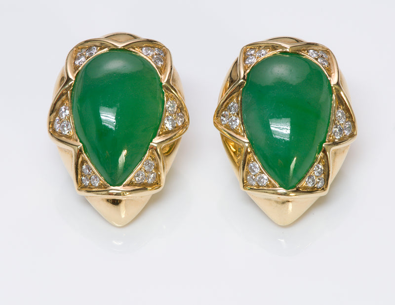 Jade Earrings