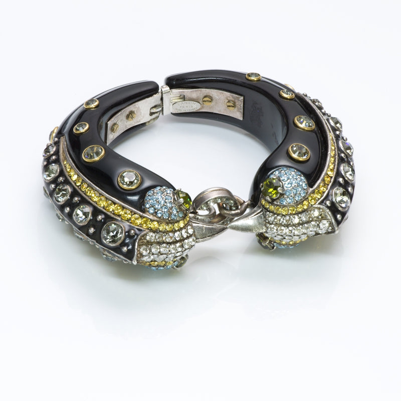 Lanvin Double Bird Bangle