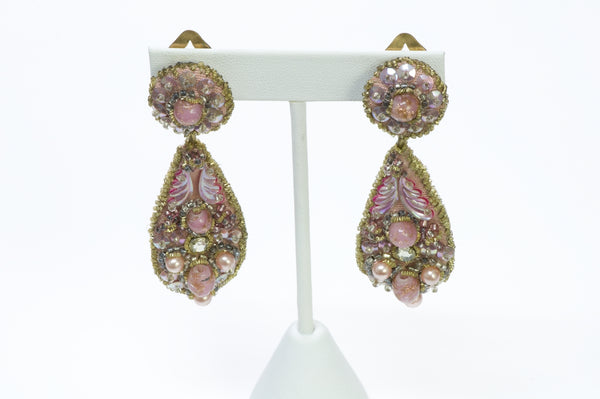 Leni Kuborn-Grothe Kitzbuhel Earrings