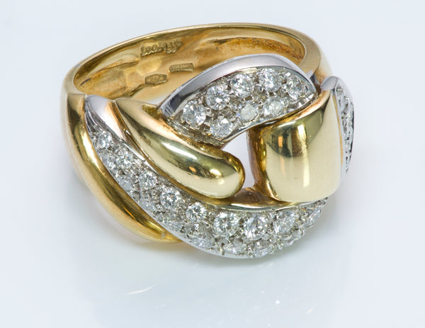 Leo Pizzo Gold & Diamond Ring