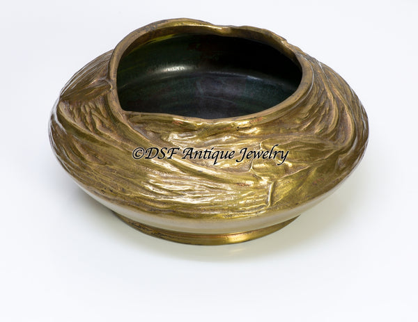 Louis Comfort Tiffany Bowl Art Nouveau